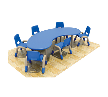 Kids Table and Chairs | Rebecca Jellybean Table